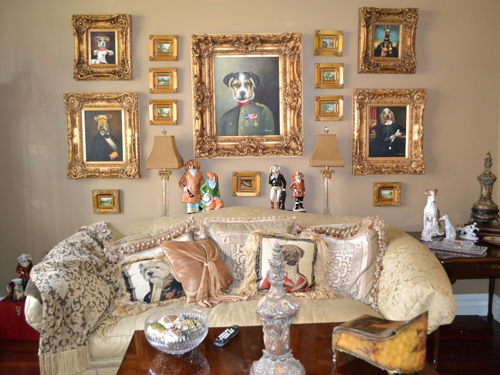 English Dog Room DecorateMEAgeMaZing Stylist To Boomer
